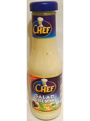 Chef Salad Cream